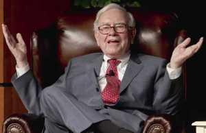 Bud Labitan, Warren Buffett