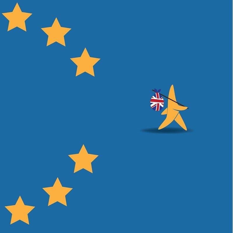 Steve Pomeranz, Brexit