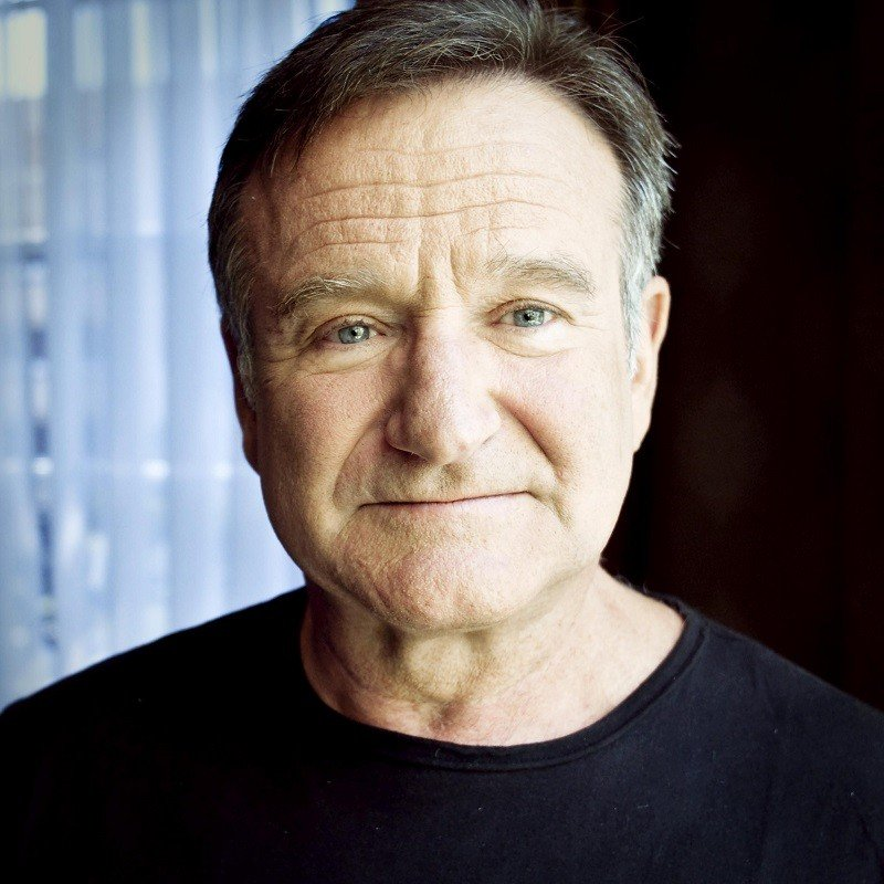 Steve Pomeranz, Retired, Robin Williams