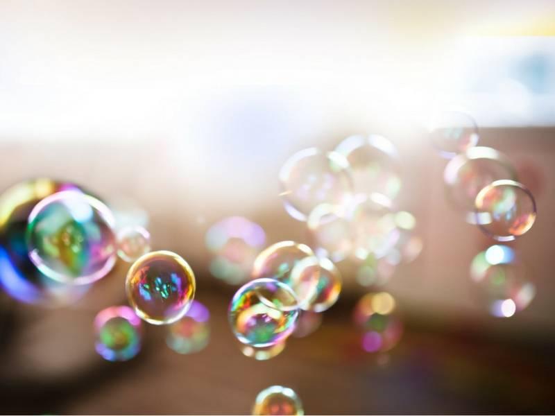 Steve Pomeranz, Is the stock market in a bubble?
