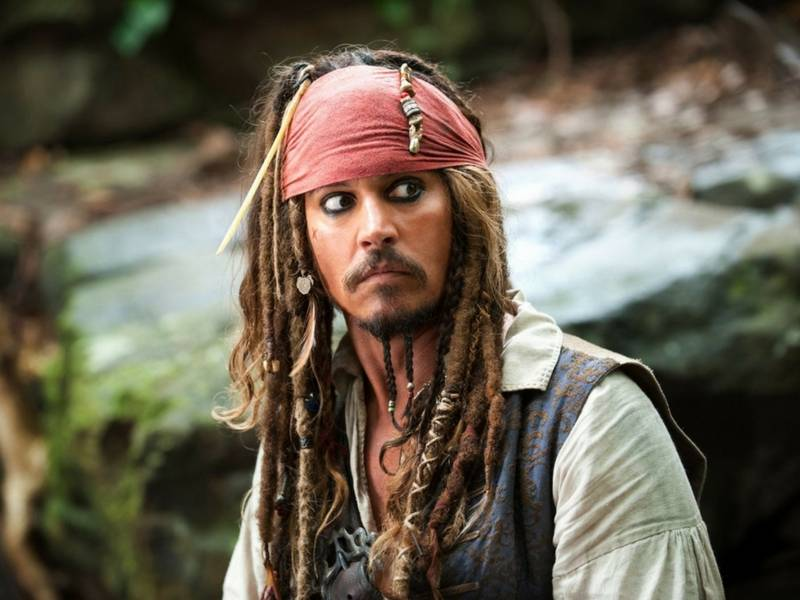 Steve Pomeranz, Johnny Depp