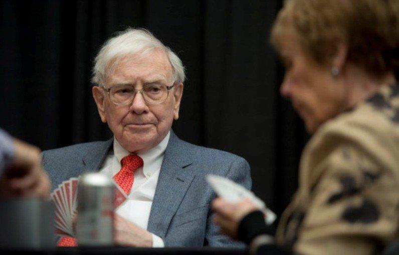 Warren Buffett, Steve Pomeranz